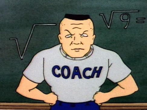 Gym Teacher (Frankenweenie)