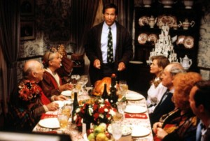 griswold Christmas dinner