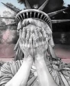 ashamed Liberty...